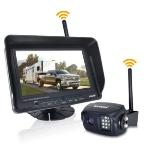 best car rear view wireless backup cameras to buy in 2019 gadgetal gadgetal. Black Bedroom Furniture Sets. Home Design Ideas