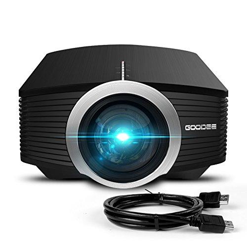 Goodee Mini Portable Projector Gadgetal Gadgetal